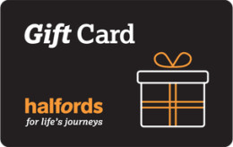 Halfords eGift