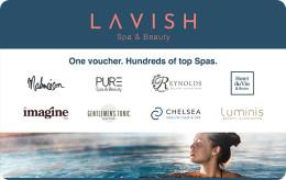 Lavish Spa Vouchers