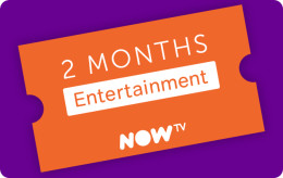 Now TV Entertainment 2 Month Pass