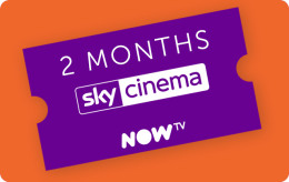 NOW TV Sky Cinema 2 Month Pass