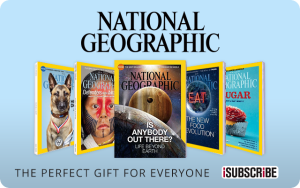 National Geographic (12 Month Subscription)