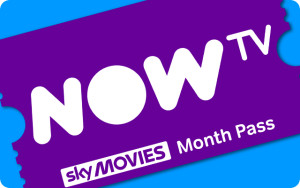 NOW TV Sky Movies Month Pass