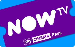 NOW TV Sky Cinema Month Pass