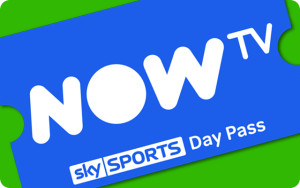 NOW TV Sky Sports Day Pass