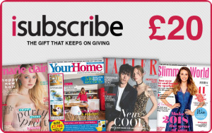 £20 Magazine Subscription