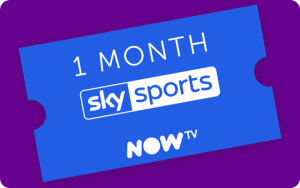 NOW TV Sky Sports 1 Month Pass