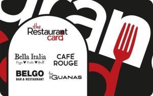 The Restaurant Card