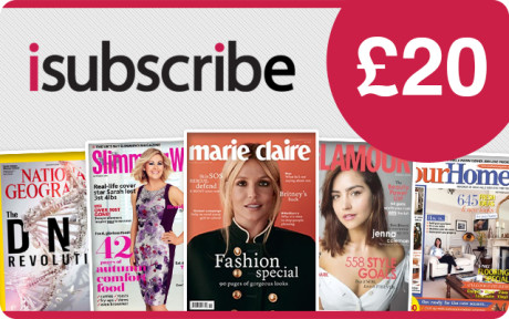 £20 Magazine Subscription