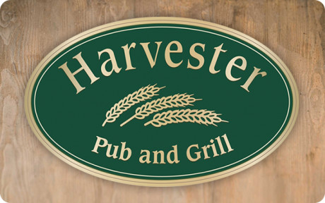 Harvester eGift