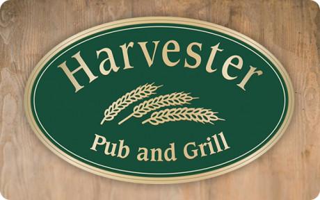 Harvester eGift