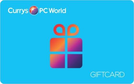 Currys PC World eGift