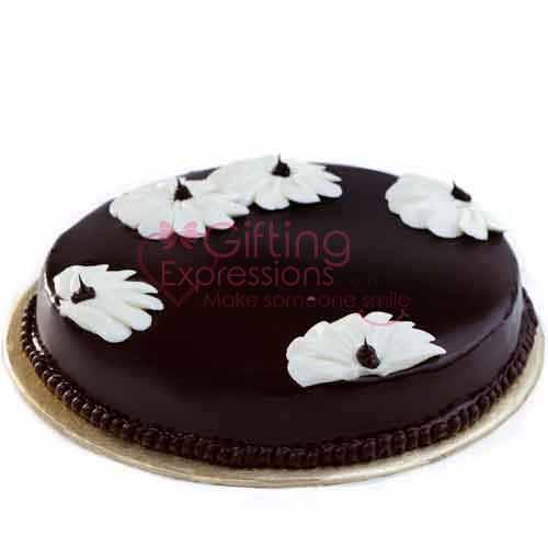 Send Double Chocolate Fudge Cake From Hobnob To Pakistan