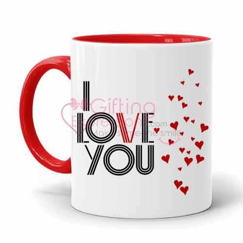 Send Love Mugs To Pakistan