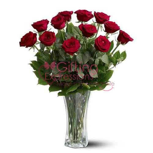 Send Imported Roses To Pakistan