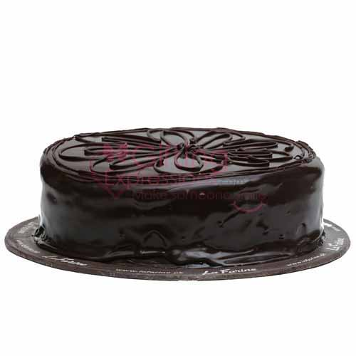 Send Chocolate Fudge Cake From La Farine To Pakistan