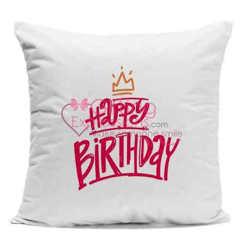 Send Birthday Cushion To Pakistan