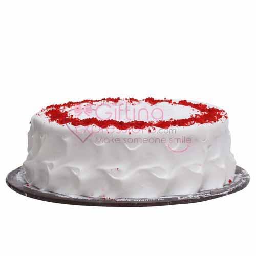 Send Red Velvet Cake From La Farine To Pakistan