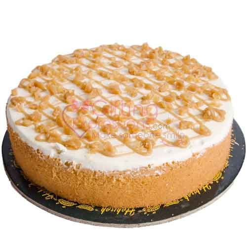 Send Toffee Three Milk Cake From Hobnob To Pakistan