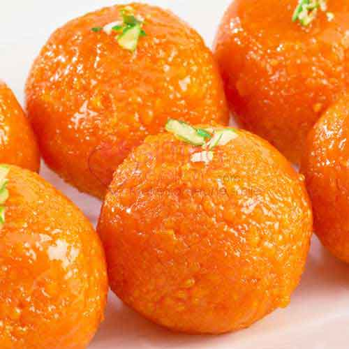 Send Moti Choor Laddoo To Pakistan