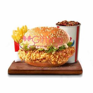 Send KFC Deal To Pakistan