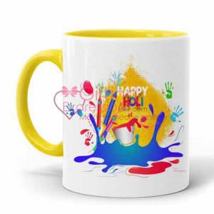 Send Holi Mugs To Pakistan