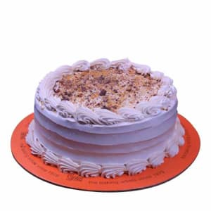 Vanilla Crunch Cake 2lbs From Sachas