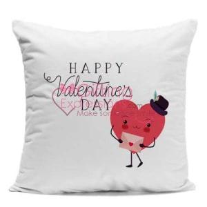 Send Valentine's Day Cushion To Pakistan