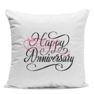 Send Anniversary Cushion To Pakistan
