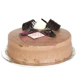Send Brownie Mousse Cake To Pakistan