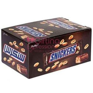Send Snickers Chocolates To Pakistan
