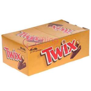 Send Twix Chocolates To Pakistan