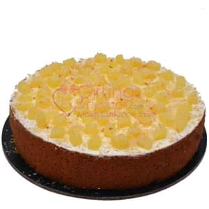 Send Pina Colada Three Milk Cake From Hobnob To Pakistan