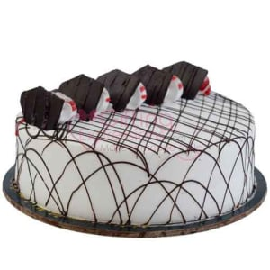 Send Black Forest Cake From Hobnob To Pakistan