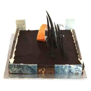 Send Chocolate Brownie Cake From Serena Hotel To Pakistan