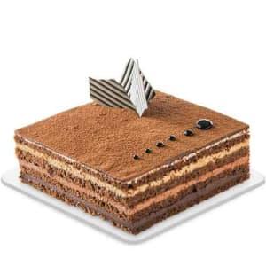 Send Tiramisu Cake From Serena Hotel To Pakistan