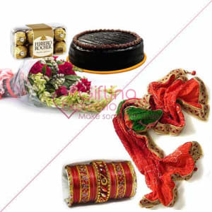 Send Multi Days Gifts To Pakistan