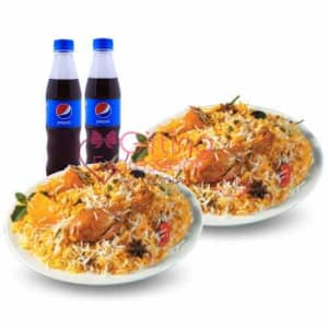 Send Student Biryani To Pakistan