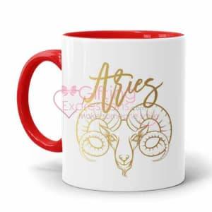 Send Aries Mug To Pakistan