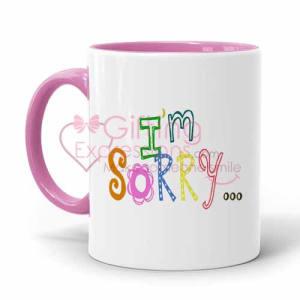Send Sorry Mug To Pakistan