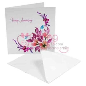 Send Anniversary Card To Pakistan