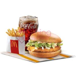 Send Mc Donald Meals To Pakistan
