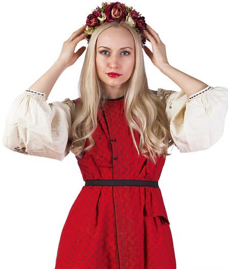 Russian Entertainment Portrait Image
