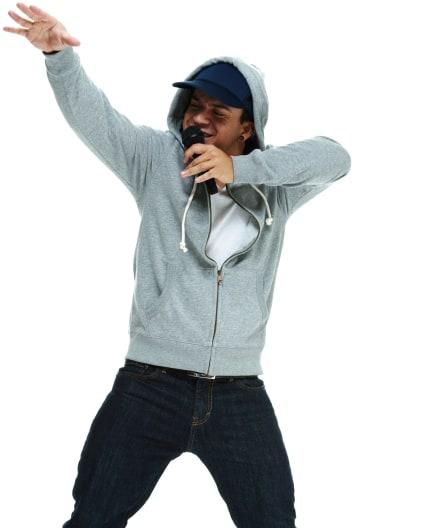 Hip Hop Artist Portrait Image