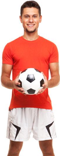 Sports Exhibition Portrait Image