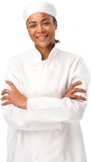 Culinary Performer Portrait Image