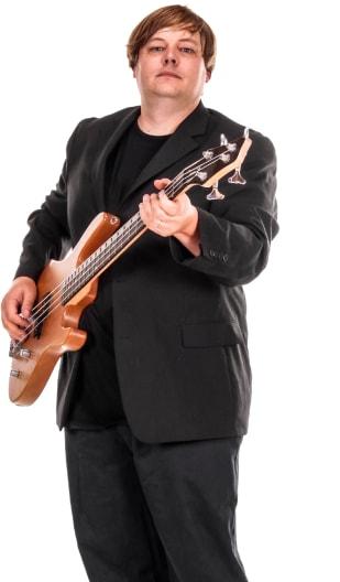 Bassist Portrait Image