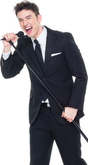 Corporate Comedian Portrait Image