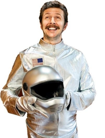 Sci-Fi Characters Portrait Image
