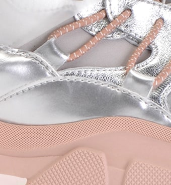 SILVER/PINK