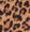 豹纹图案定型口罩 - Pinko
